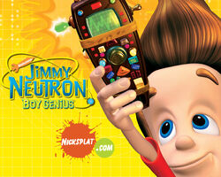Jimmy Neutron Wallpaper 1