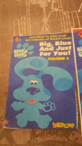 Big Blue And Just For You Volume 4 VHS