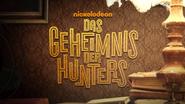 Das Geheimnis der Hunters Logo