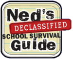 Ned's Declassified School Survival Guide Logo