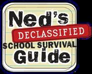 Ned's Declassified School Survival Guide Logo
