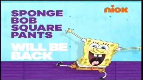 Nickelodeon India - SpongeBob SquarePants show bumpers