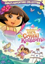 Dora the Explorer Dora Saves the Crystal Kingdom DVD 2