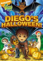 Go Diego Go! Diego's Halloween! DVD