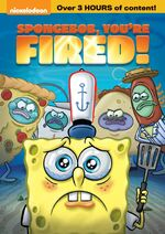 SB You're Fired DVD