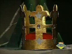 The Lily-Crested Crown of Clovis I
