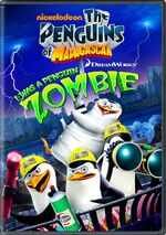 POM I Was a Penguin Zombie DVD