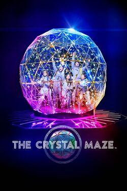Crystal Maze poster
