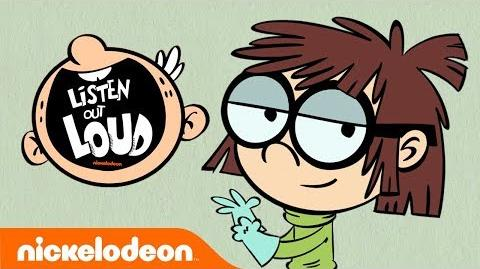 Lisa Loud Listen Out Loud Podcast 12 The Loud House Nick