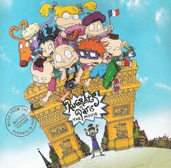 Rugrats in Paris Soundtrack