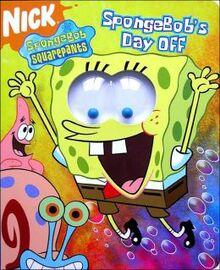 SpongeBob SpongeBob's Day Off Book