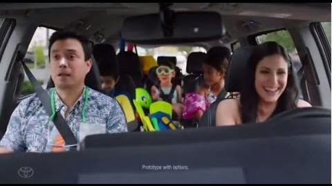 Allen Warchol Toyota SpongeBob Sienna (Mobile Friendly )Toyota commercial