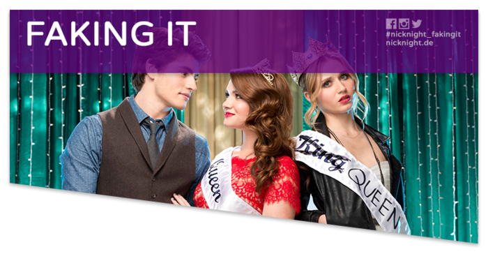 Faking it-Titelbild
