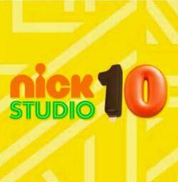 Nick Studio 10 logo