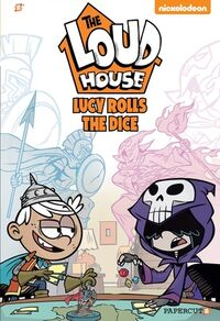 Lucy Rolls the Dice graphic novel