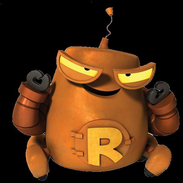 Robot Default   Nickelodeon   FANDOM powered by Wikia