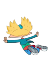 Arnold (TJM) Falling