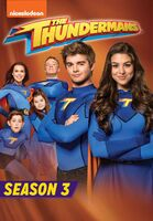 Thundermans Season 3 DVD