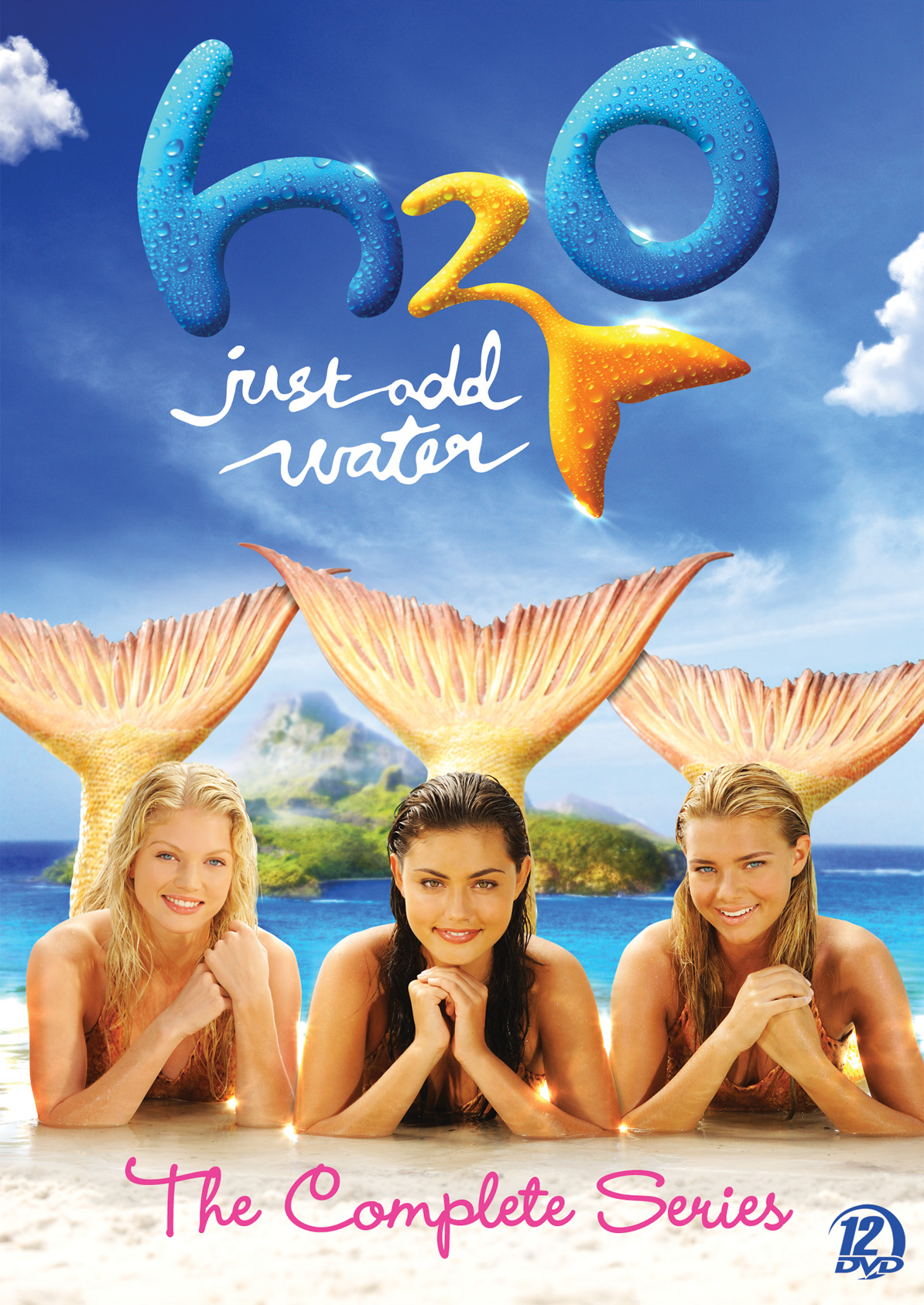 H2OJustAddWaterCompleteDVD F Home Video Releases Of H2O Just Add Water