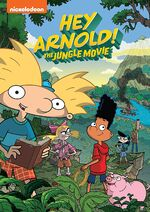 Hey Arnold The Jungle Movie DVD