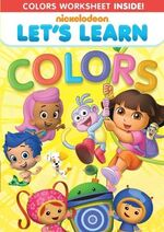 Let's Learn Colors DVD