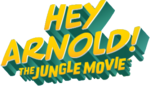 Hey Arnold The Jungle Movie logo
