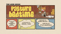 Pasture Bedtime Title