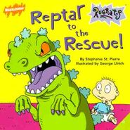 Rugrats Reptar to the Rescue! Book