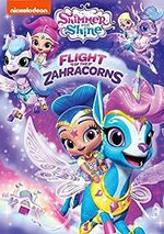 Shimmer and Shine Flight of the Zahracorns DVD
