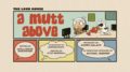 A Mutt Above title card (better and full version)