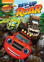 Blaze and the Monster Machines Rev-Up and Roar DVD