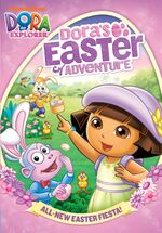 Dora the Explorer Dora's Easter Adventure DVD