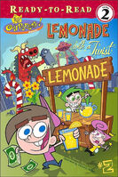 Fairly OddParents Lemonade With a Twist Book