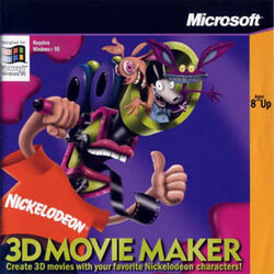 NICK 3D MOVIE MAKER TITLE