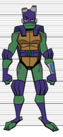 ROTTMNT Donnie