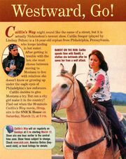 Caitlins Way Ooze News NickMag March 2000