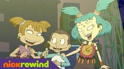 Tommy and Angelica Sing with Emica Rugrats All Growed Up Special NickRewind
