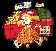 Helga Pataki-Fruit Stand Promo