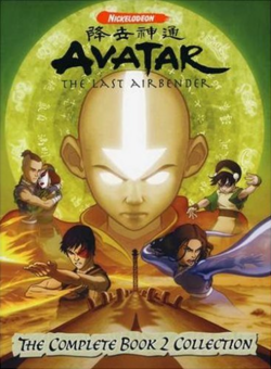 Avatar Complete Book 2