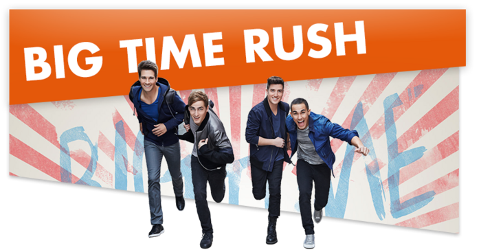 Big Time Rush-Titelbild