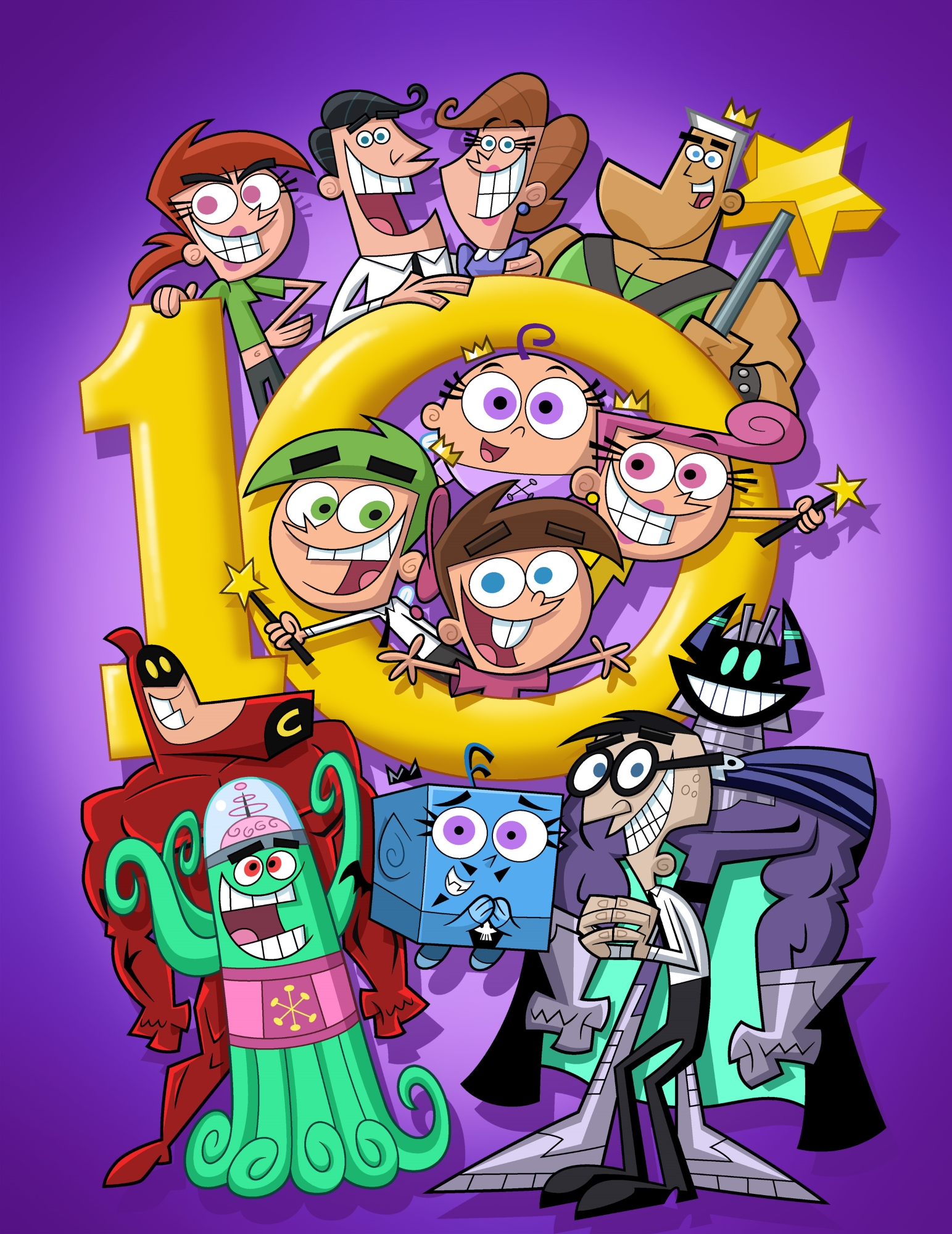 List of The Fairly OddParents characters  Nickelodeon  FANDOM