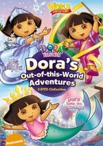 Dora the Explorer Dora's Out-of-this-World Adventures DVD