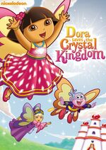 Dora the Explorer Dora Saves the Crystal Kingdom DVD 1