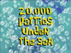 20000 Patties Under the Sea