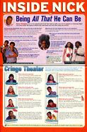 All That cast Kenan Thompson interview Inside Nick Mag May 2005