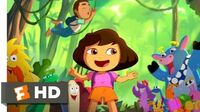 Dora and the Lost City of Gold (2019) - Spore Field Scene (4 10) Movieclips