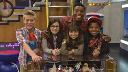Game Shakers cast
