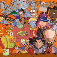 Nicksplat Halloween