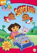 Dora the Explorer Super Babies DVD