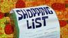Shopping List Title